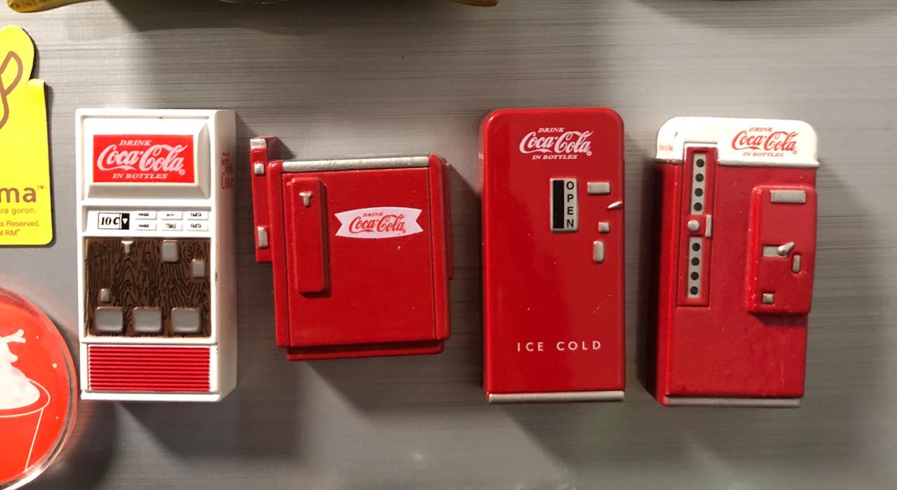 读者来信:我很想一边玩《辐射》,一边从身旁的自动贩卖机里买可乐喝